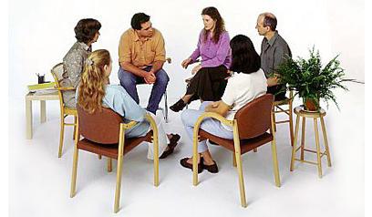 گروه درمانی